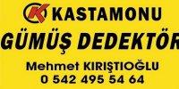 Kastamonu Gümüş Dedektör - Firmabak.com.tr