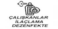 ÇALIŞKANLAR İLAÇLAMA DEZENFEKTE - Firmabak.com.tr